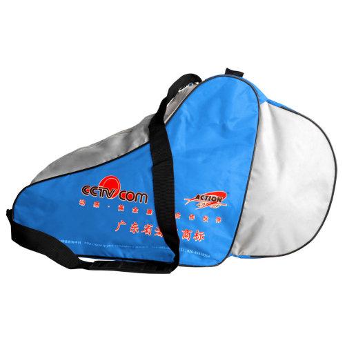 Blue Skate Carry Bag Roller Sack Roller Skate Derdy Tote Skate Roller Bag