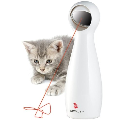 PetSafe FroliCat Bolt Interactive Laser Toy | Automatic Laser Cat Toy