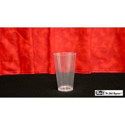 Comedy Glass in Paper Cone by Mr. Magic - Trick