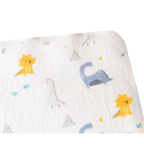 Cotton Washable Baby Diaper Changing Pad Diaper Pad 1 piece, 50x70cm, NO.003