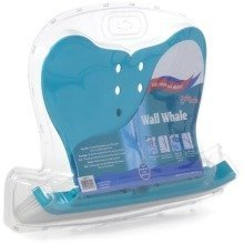 "Swim Safe Wall Whale 18"" Hydro-Dynamic Swimming Pool Wall Brush"