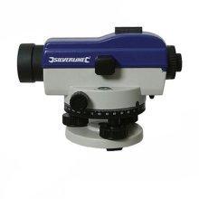 Silverline Automatic Optical Level 20x Magnification - 633665 -  automatic optical level silverline magnification 20x 633665
