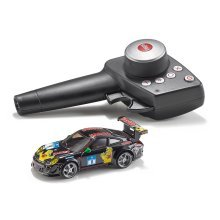 1:43 Porsche 911 Gtr3 R Set - 6820 Siku Gt3 New Sikuracing Haribo Black Scale -  6820 siku porsche 911 gt3 new sikuracing haribo black scale 143
