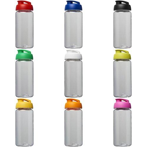 H2O Octave Tritan 600ml Flip Lid Sport Bottle