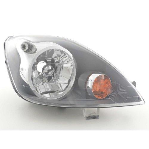 Ford Fiesta Mk6 2005-2008 Headlights Headlamps 1 Pair O/s & N/s