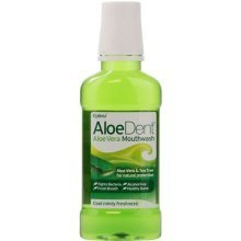 Aloe Dent Aloe Vera Mouthwash & Vit K & Tea Tree 250ml