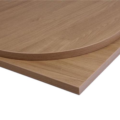 Taybon Laminate Table Top - Oak Square - 800x800mm