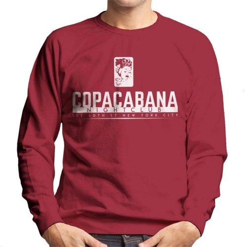 Copacabana Nightclub Goodfellas Men's Sweatshirt
