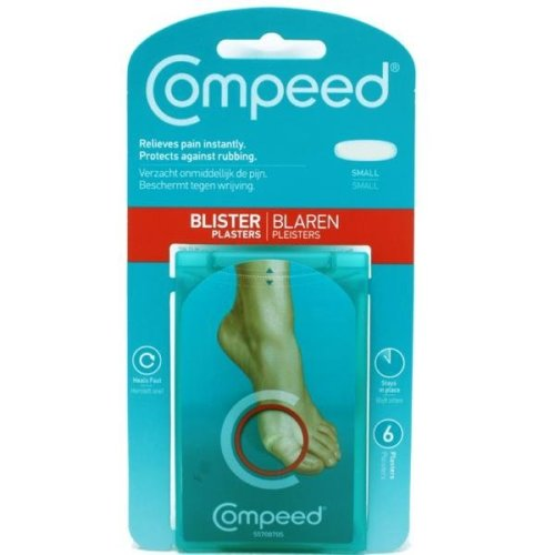 Compeed Small Blister Plasters - 6 Plasters