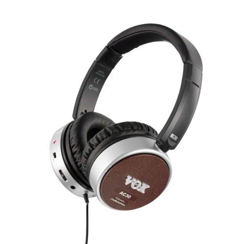 Vox amPhones AC30 Guitar Headphones
