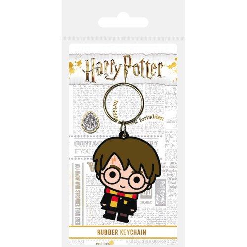 Harry Potter Chibi Rubber Key Chain