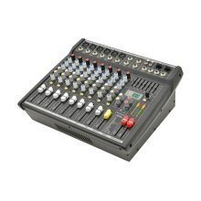 CSP Series Compact Powered Mixers with DSP