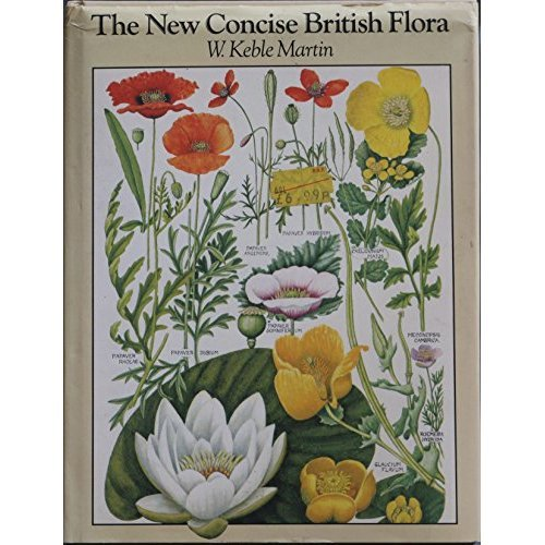 The New Concise British Flora