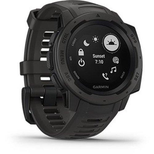 Garmin 570387 Instinct GPS Watch - Graphite