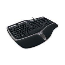 Microsoft Natural Ergonomic Keyboard 4000 PC / Mac Keyboard