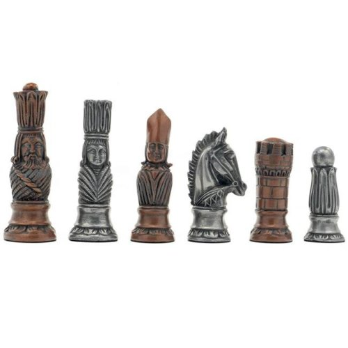 Berkeley Chess 40VIC Victorian Resin Men