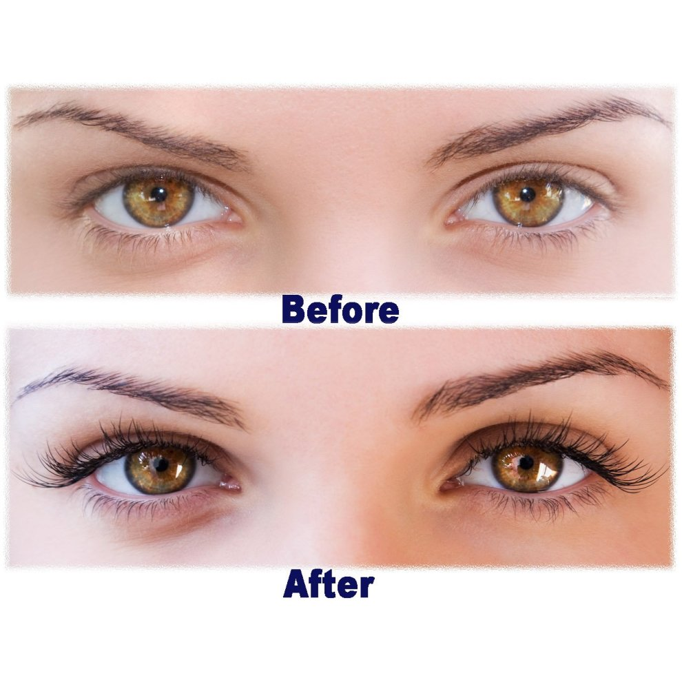 f67753982a7 ... Lightweiht 3D Magnetic Eyelashes Natural Look,Yumay Best Fake Eyelashes  with False Lashes Applicator, ...