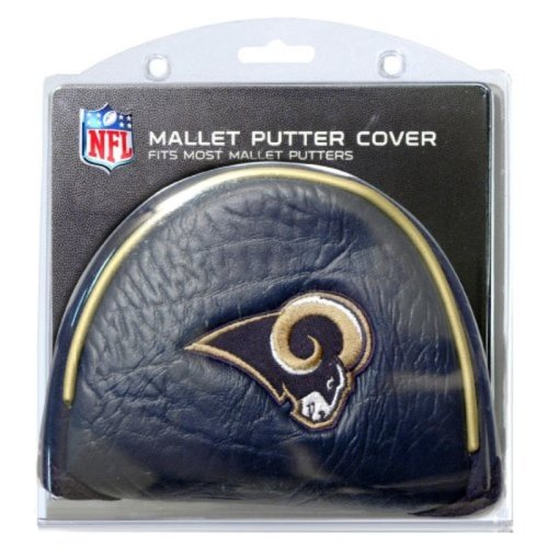 NFL Los Angeles Rams Golf Mallet Putter Cover