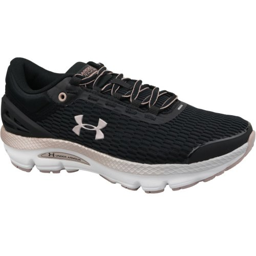 Under Armour W Charged Intake 3 3021245-002 Womens Black running shoes