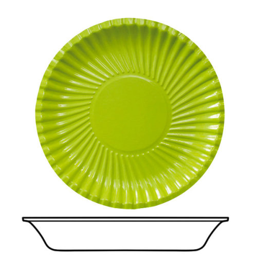 Bowls Card 22cm Green Light 10\u0027s - coloured paper plates bowls italian design strong recyclable  sc 1 st  OnBuy & Bowls Card 22cm Green Light 10\u0027s - coloured paper plates bowls ...
