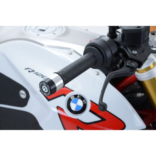 R&G Bar End Sliders for BMW R1200R 2015 - 2018 / F750GS 2018 onward