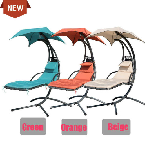 Hammock Hanging Chaise Lounger Chair Seat Outdoor