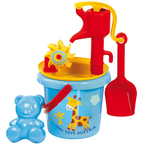 Gowi Toys Bucket and Pump Set