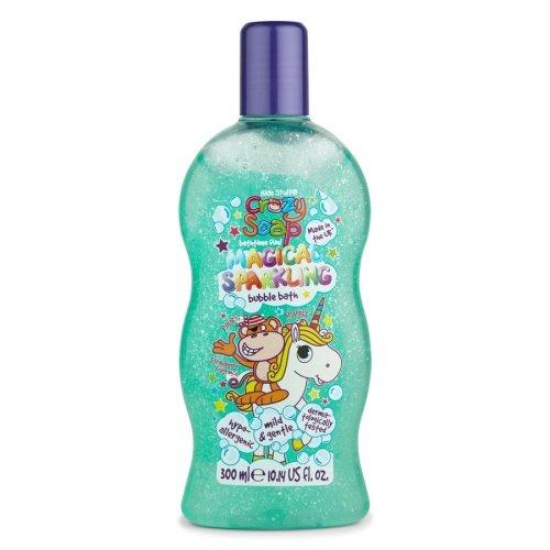 Kids Stuff Crazy Soap ~ Magical Sparkling Glitter Bubble Bath