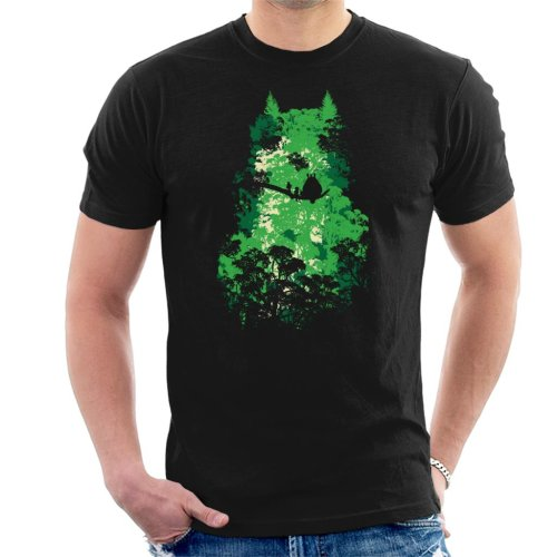 Forest Guardian My Neighbour Totoro Studio Ghibli Men's T-Shirt