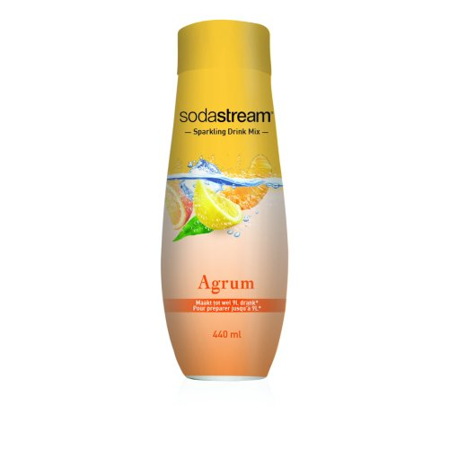 Sodastream Concentrate Syrup 440ml. Agrum