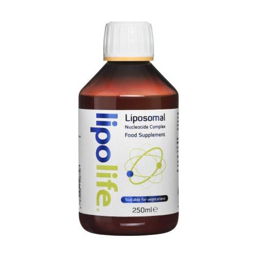 Liposomal Nucleotide Complex SF - 250ml - Lipolife