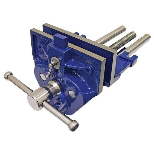 Faithfull FAIVW175DQ Woodwork Vice 175mm (7in) Quick-Release & Dog