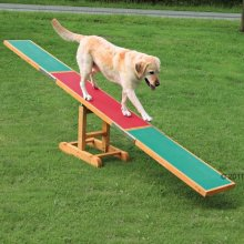 Dog Activity Agility Seesaw