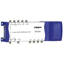Labgear HDU641 TV, DAB, CCTV, FM, Sat Distribution Amplifier up to 4 TVs