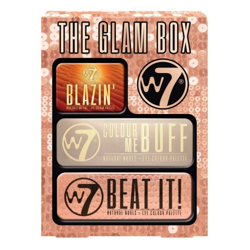 W7 The Glam Box 2018