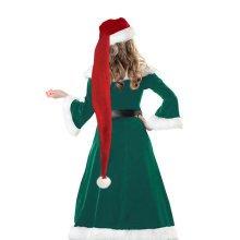 155cm Super Long Santa Claus Hat