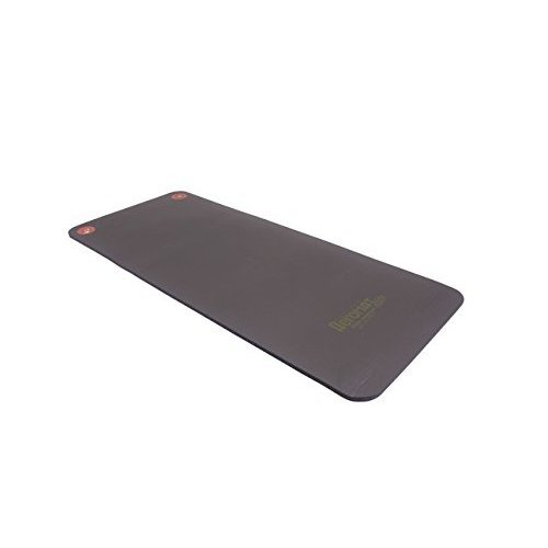 Elite Workout Mat, Black, 48 x 20 x 1/2