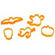 Halloween Cookie Cutters - 10.1cm - Tableware 34715