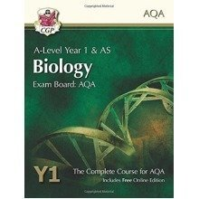 New A-level Biology for Aqa: Year 1 & As Student Book with Online Edition
