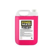Power Maxed Car Shampoo And Ultra Wax - 5.0Ltr