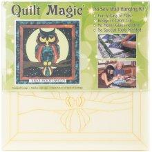 Hootoween Quilt Magic Kit-Hootoween