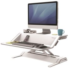 Fellowes Lotus Sit-Stand Workstation Smooth Lift Technology 22...
