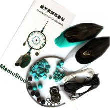 DIY Dream Catcher Meaningful Christmas Gifts Wall Decor Hanging Ornaments