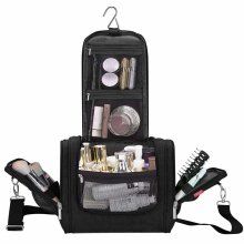 ad1f5c57fb Hanging Toiletry Bag with Shoulder Strap