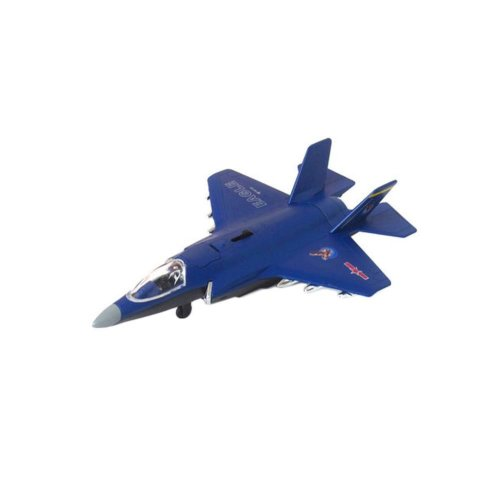 Children's Aircraft Model Toys Simulation Fighter / Airliner Boy Gift_F-35B#2