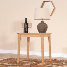Malvern Shaker Oak Large Side Table
