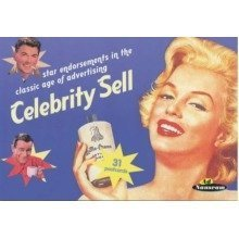Celebrity Sell (prion Postcard Book)