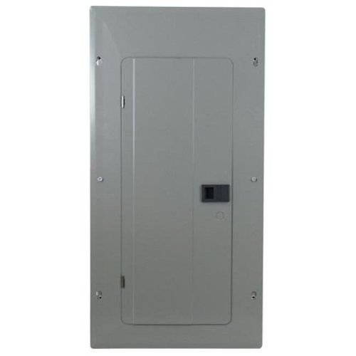 Eaton 256126 100A Main Breaker Installed Plug on Neutral Load Center, 20 Space Circuit