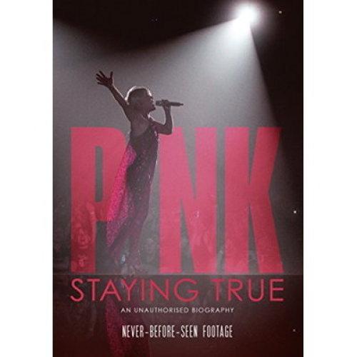 Pink - Staying True - DVD
