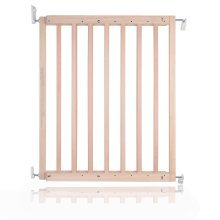 Safetots Chunky Wooden Screw Fit Stair Gate